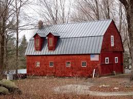 Gambrel Roof 28 Gambrel Roof Barns Cordwood Frame With Gambrel Roof Like