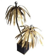 maison jansen double palm tree floor lamp u2013 ed butcher