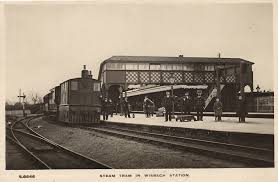 Wisbech East railway station