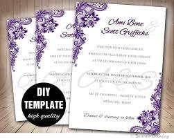Editable Wedding Invitation Cards Free Free Wedding Invitation Templates Wedding Invitation Templates