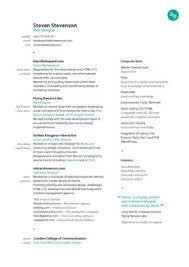 Best Designer Resume by 36 Beautiful Resume Ideas That Work Basic Colors Fonts And