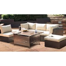 living set belham living marcella all weather outdoor wicker 6 piece