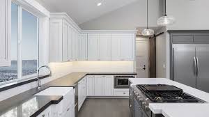 Kitchen Cabinets Stain Should You Stain Or Paint Your Kitchen Cabinets For A Change In