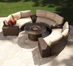 Wicker Outdoor Furniture Sets by Top 25 Best Fire Pit Patio Set Ideas On Pinterest Patio Sets