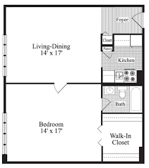 Small House Floor Plan by Best 20 One Bedroom House Plans Ideas On Pinterest One Bedroom