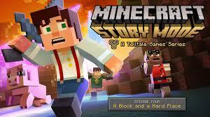 minecraft story mode episode 4 u0027wither storm finale u0027 trailer