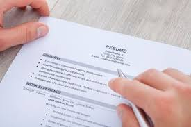 How To Make A Simple Job Resume by Sample Cover Letter For Job Application