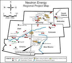 Map Of Utah And Colorado by Uranium Watch Industry Resources