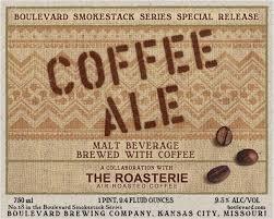 Boulevard Coffee Ale Coming To Smokestack Series | Beer Street Journal