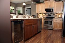 Bhr Home Remodeling Interior Design Black Wood Floor In Country Kitchen Magnificent Home Design