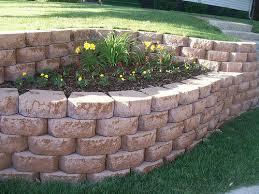 Top  Best Garden Retaining Wall Ideas On Pinterest Pool - Landscape wall design