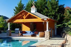 Cabana House Plans by Custom Pool House Plans U0026 Ideas Pool Cabanas In New Holland Pa