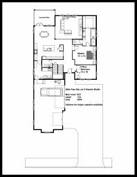 2664 two story side load 3 car garage skylight homebuilders