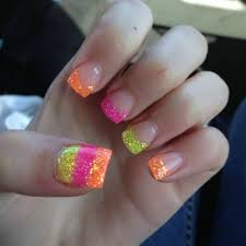short nail art design how you can do it at home pictures