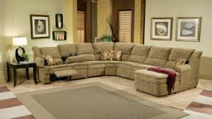 leather sectional sofa recliner wonderful sectional sleeper sofa with recliners leather sectional