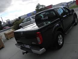 nissan navara d40 rx 1 pce ute lid manual locking 1 piece