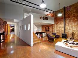 Warehouse With Great Brick Walls Interior Design Inspirations - Warehouse interior design ideas