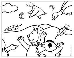 deer coloring pages for kindergarten best image gianfreda net