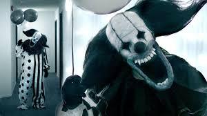 creepy clown halloween makeup tutorial youtube