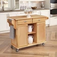 oak wood ginger glass panel door kitchen island cart with stools