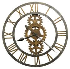 furniture oversized wall clocks with roman numerals for antique