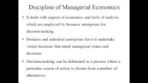 Research paper topics for managerial economics Classroom   Synonym