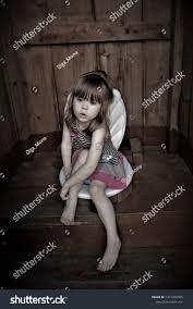 Little Girl toilet|