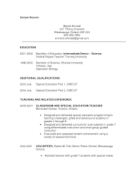 sample resume of teacher applicant resume examples example objective education experience design sample of updated resume teachers resume samples resume cv cover letter teachers resume samples latest resume