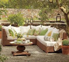 design for outdoor wicker cushions ideas 13066