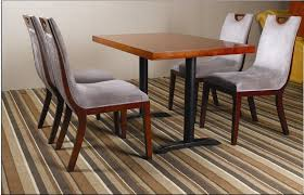 Lovely Design Modern Restaurant Furniture Beautiful Ideas - Commercial dining room chairs