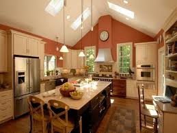 Lighting For A Kitchen by Best 10 Vaulted Ceiling Lighting Ideas On Pinterest Vaulted