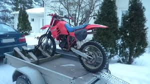 project bike 1986 honda cr125r bike builds motocross forums