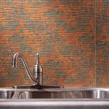 awesome copper backsplash highlights u2014 castro home and garden
