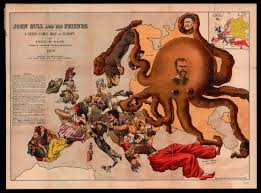 Show Map Of Europe by Historiana