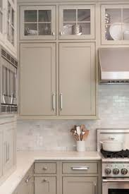 Fancy Kitchen Cabinets by Best 25 Cream Colored Cabinets Ideas On Pinterest Cream