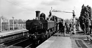 Witney railway station