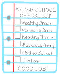 Ways to Make Homework Less Stressful for You and Your Kids    Start a routine