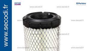 26510362 air filter perkins air filter fleetguard af25539