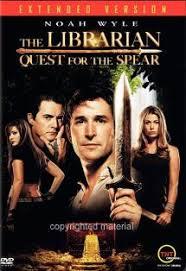Ver Película El Bibliotecario 1 En busca de la lanza perdida Online Gratis (2004)