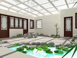 Rooftop Garden Ideas Small Roof Garden Ideas 3d Model 3ds Max Files Free Download