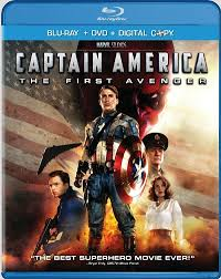 CAPTAIN AMERICA THE FIRST AVENGER 2011