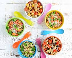 Pasta Recipes 5 Quick And Easy Kid Friendly Pasta Salads