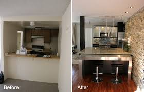 home decor small kitchen remodel before and after images design