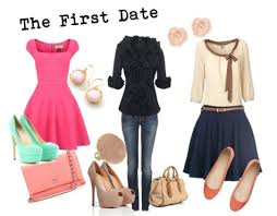 Dressing for the First Date Just got Easier   Online Dating Tips