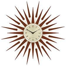 buy newgate pluto wall clock dia 65cm john lewis