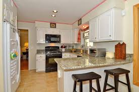 How To Paint Veneer Kitchen Cabinets Black Laminated Wooden Kitchen Island White Painting Kitchen