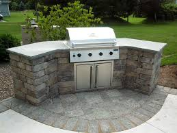 Ideas For Outdoor Kitchen Excellent Decoration Simple Outdoor Kitchen Terrific Simple
