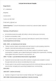 Customer Services Resume Sample by Bpo Resume Template U2013 22 Free Samples Examples Format Download