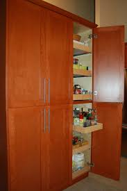 Space Saving Kitchen Furniture by Kitchen Space Saving Corner Kitchen Pantry Cabinet Shows The
