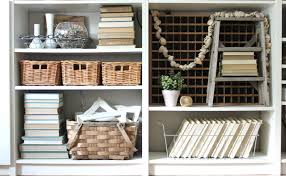 Ikea Wicker Baskets by How I Decorate With Ikea Decor An Inspired Nest
